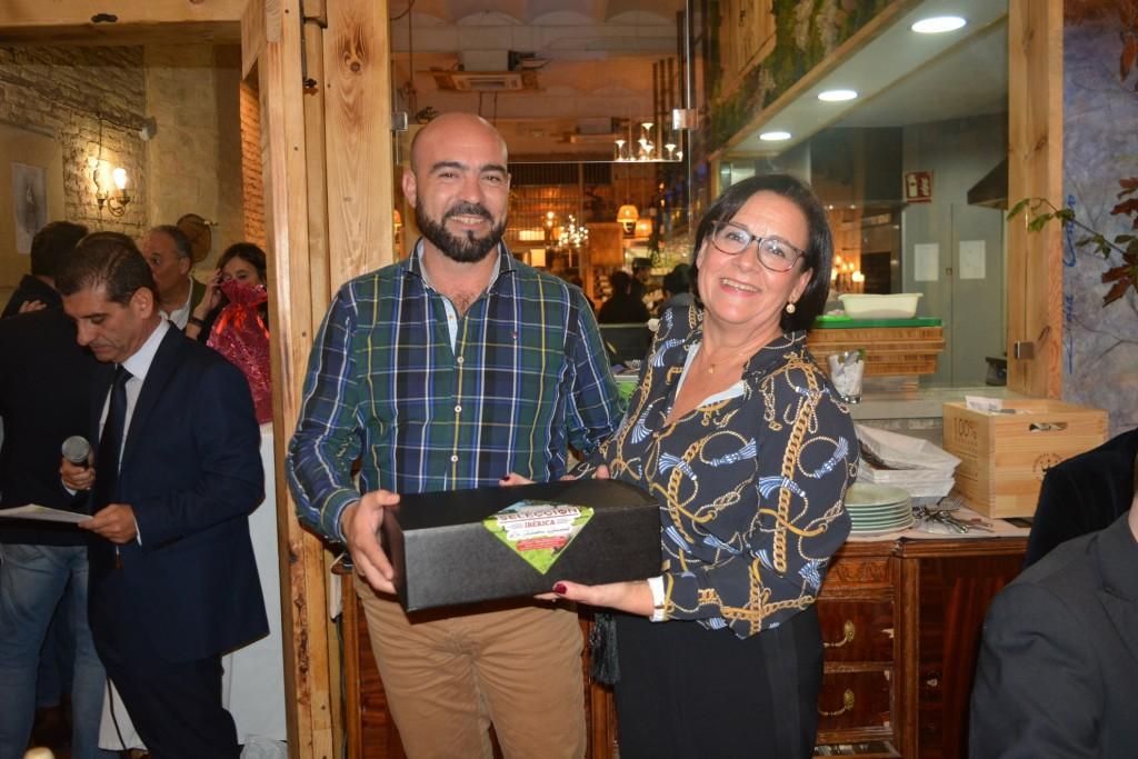 Mariano Balsolobre y María del Carmen