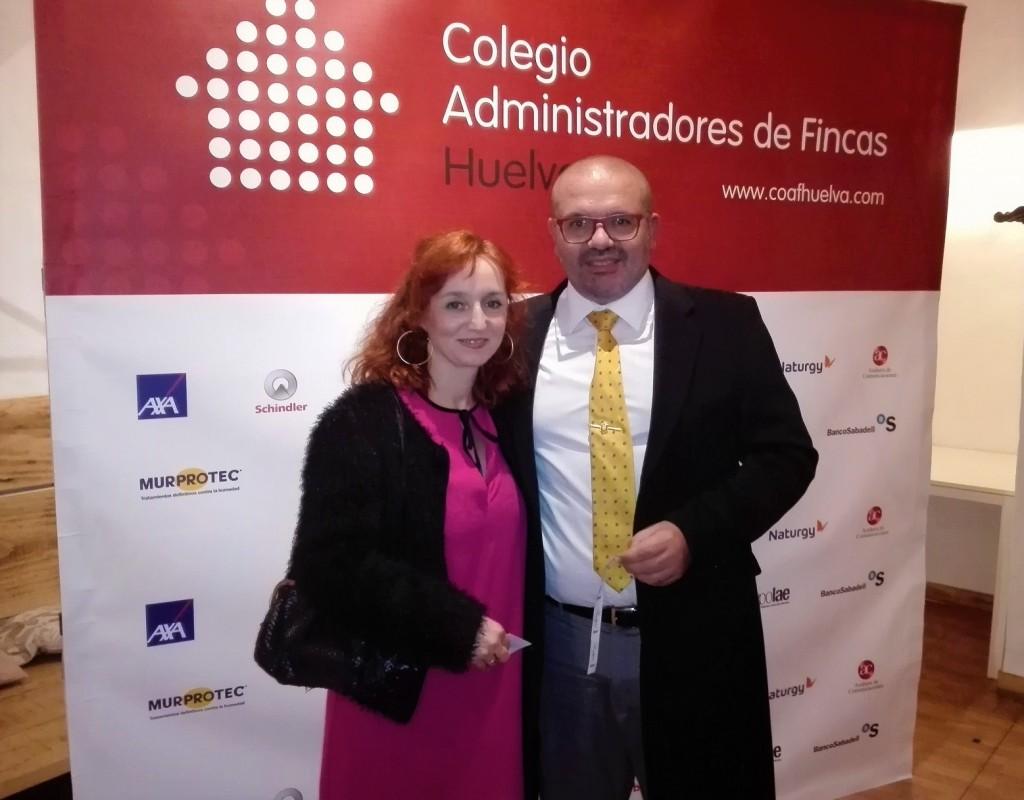 Eloísa Lozano y Carlos Gómez Noguera (AF Gestión CB)
