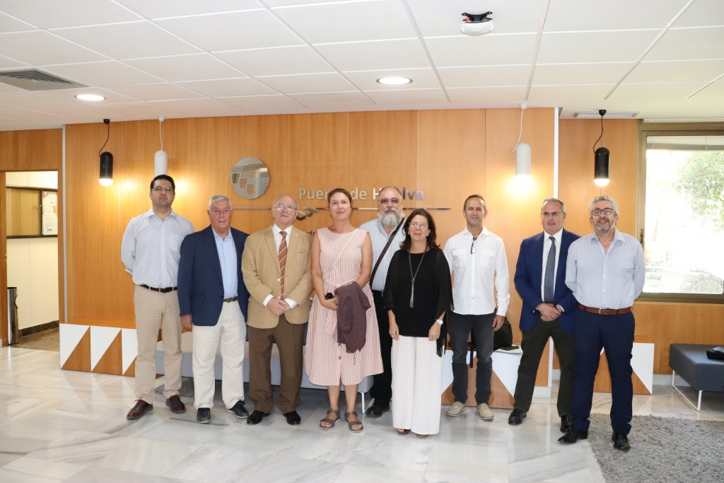 Unión Profesional - Puerto de Huelva 01